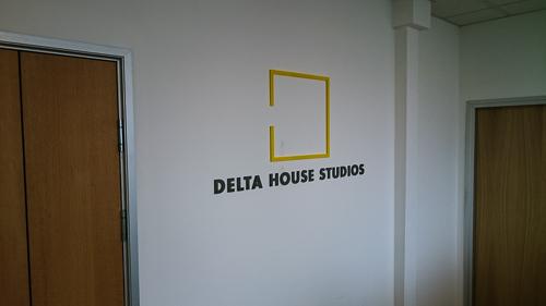 Interior Sign