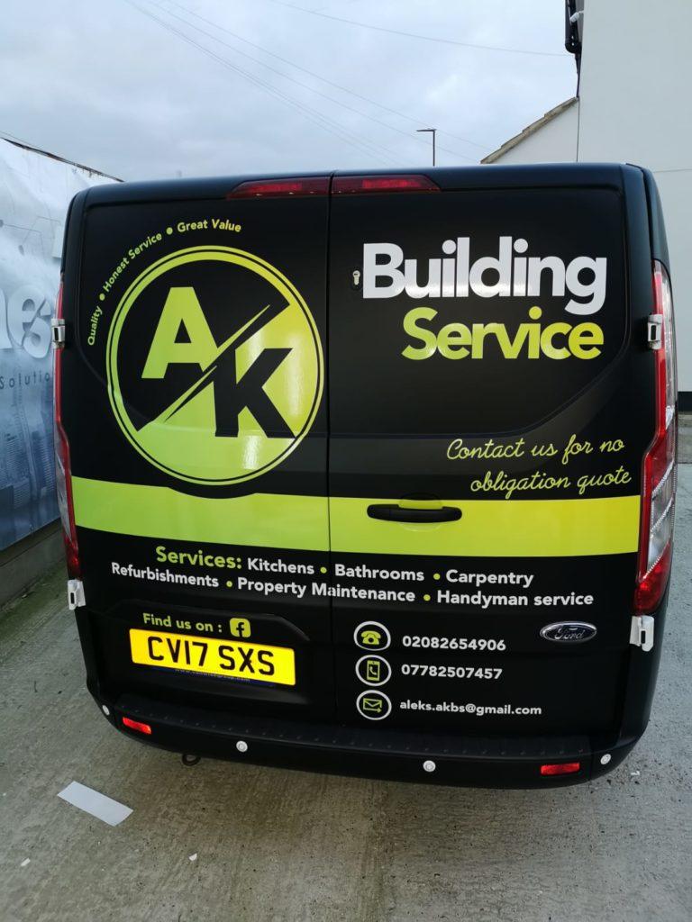 AK Builidng Service
