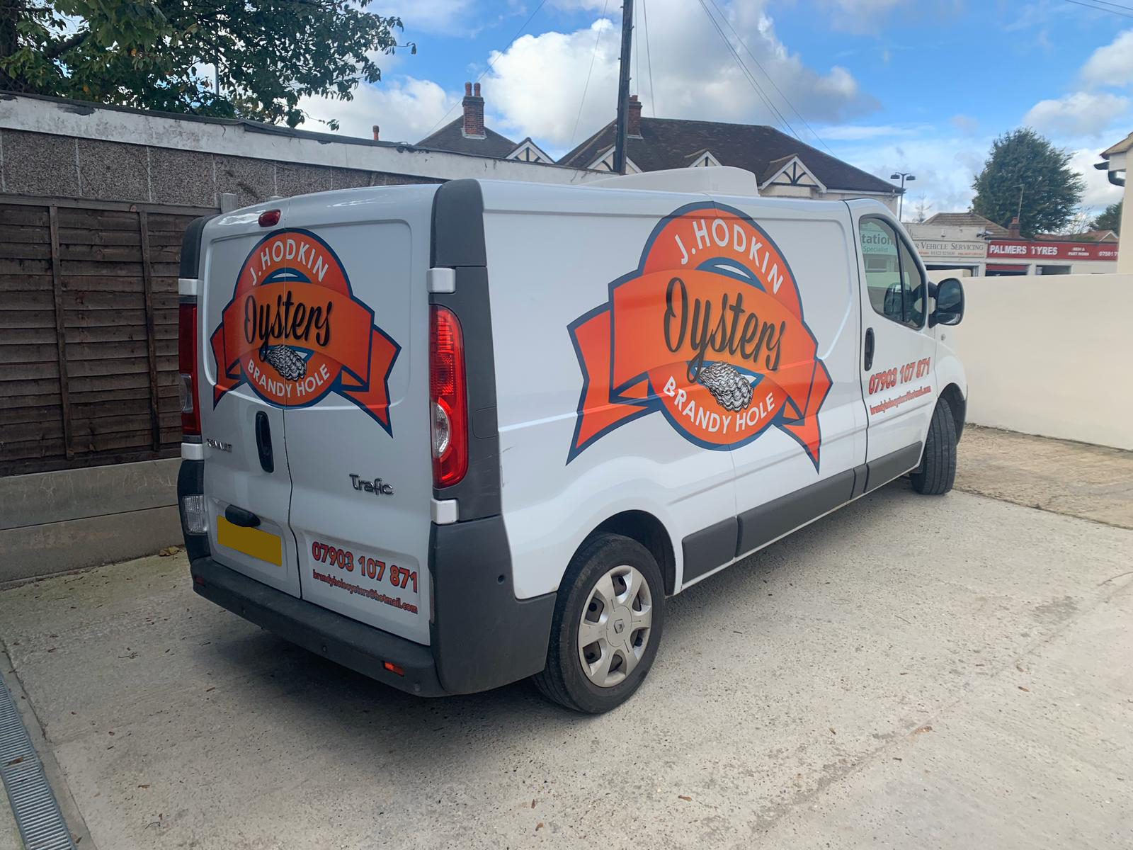 Prime Signs - Vehicle Graphics