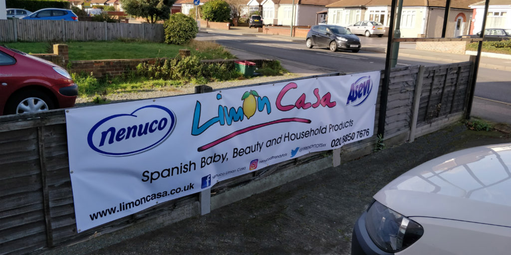 Digitally Printed Banners